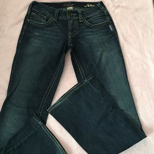Silver jeans size 26